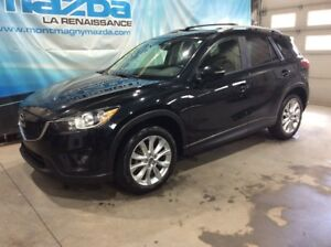 2015 Mazda CX-5 GT, CUIR, TOIT, SYS BOSE