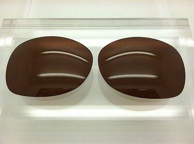 Oakley Drizzle Custom made Sunglass Replacement Lenses Brown Polarized (Oakley Drizzle Replacement Lenses)