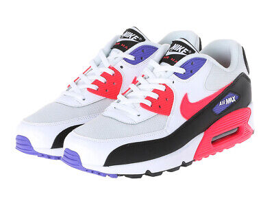 NIKE AIR MAX 90 ESSENTIALS BOYS SHOES TRAINERS UK SIZE 3 5