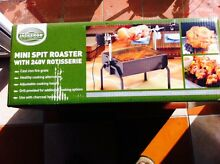Jackeroo Mini Spit Roaster with 240V Rotisserie Drewvale Brisbane South West Preview