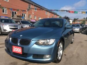 2008 BMW 3 Series 2dr Coupe,4x4,Nav,Bluetooth,Aux