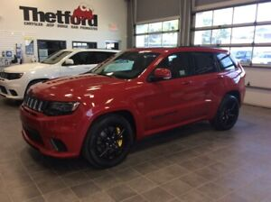 2018 Jeep Grand Cherokee TRACKHAWK 707HP int signature