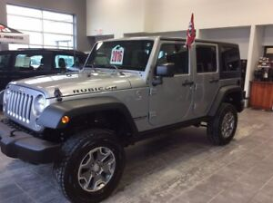 2016 Jeep Wrangler Unlimited Wangler unlimited rubicon / 149$sem