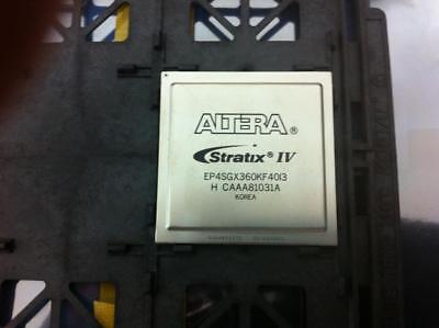 Ep4sgx360kf40i3 - Altera - New Fpga - Stratix Iv Gx 14144 Labs 744 Ios