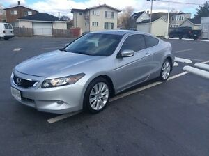 2008 Honda Accord Coupe V6 Loaded