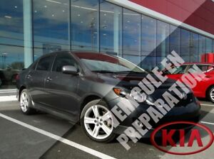 2010 Toyota Corolla XRS * MAGS * CRUISE * A/C * DÉMARREUR A DIST