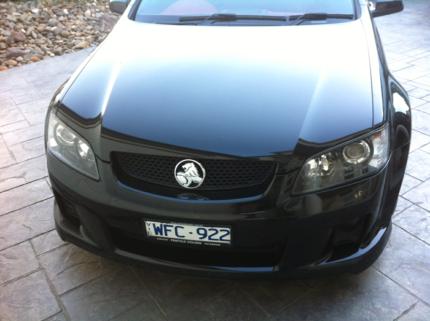 Commodore Holden SSV Ute