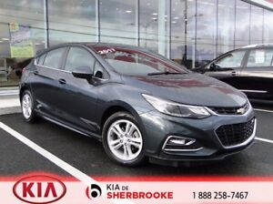2017 Chevrolet Cruze LT RS * MAGS *MANUELLE*CRUISE*A/C*BLUETOOTH