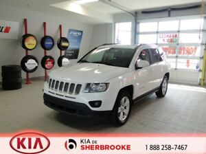 2014 Jeep Compass NORTH*4X4*A/C*CUIR*SIEGES CHAUFFANTS*