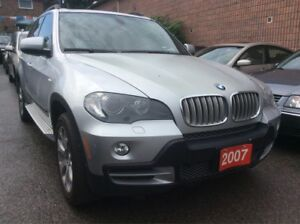 2007 BMW X5 4.8i Low KM 131K Panorama Roof EXTRA CLEAN