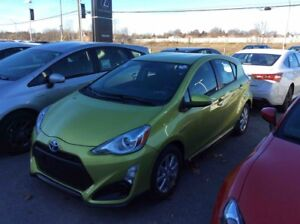 2017 Toyota Prius C HYBRID - BLACK FRIDAY SALE NEW VEHICLE CLEAR
