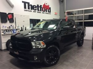2017 Ram 1500 BLACK EXPRESS 5.7 HEMI/139$SEM.TOUT INCLUS