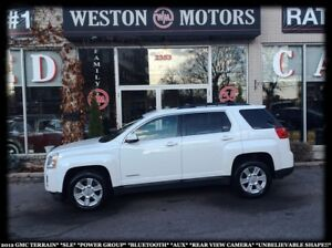 2012 GMC Terrain SLE*PWR GRP*BLUETOOTH*AUX*REAR VIEW CAMERA*