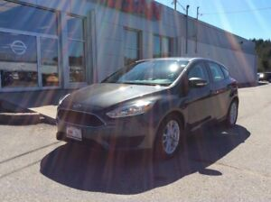 2015 Ford Focus SE     $104 BI WEEKLY PERFECT FIRST CAR!