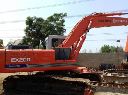 Wanted: Looking for excavator