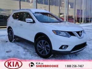 2016 Nissan Rogue SL TECH AWD *TOIT PANO*NAV*CUIR*CRUISE*CAMERA