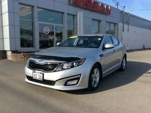 2014 Kia Optima LX      $112 BI WEEKLY LX AUTO!
