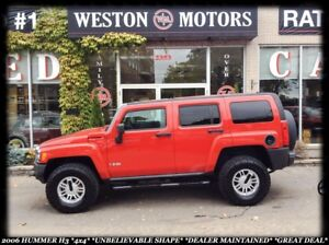 2006 Hummer H3 *SPORT *4X4 *UNBELIEVABLE SHAPE *A MUST SEE!!!