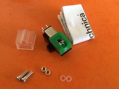 Audio Technica AT95E MAGNETIC Cartridge Turntable part Elliptical Stylus HiFi DJ