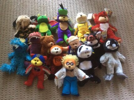 Beanie Kids Bears - some very hard to find Narre Warren North Casey Area Preview