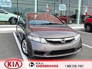 2009 Honda Civic Sdn DX-G * jamais accidenté / 1 propriétaire *