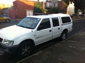 2001 Holden Rodeo Ute with RWC Brunswick Moreland Area Preview