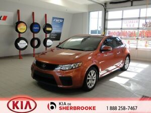 2010 Kia Forte Koup EX* A/C*CRUISE*BLUETOOTH*SIEGES CHAUFFANTS*