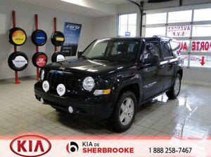 2015 Jeep Patriot SPORT 4X4 * MAGS*A/C*CRUISE*CUIR*