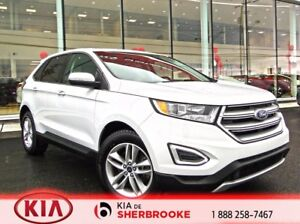 2015 Ford Edge SEL AWD **  ECOBOOST ** / CARPROOF CLEAN /