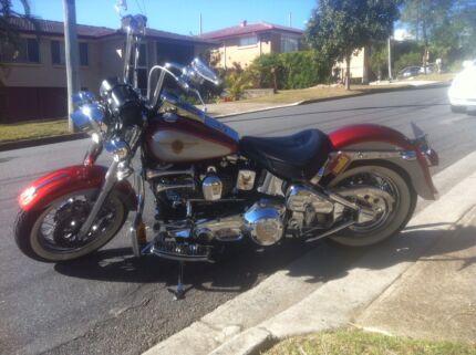 1999 Harley Davidson Fat Boy Jindalee Brisbane South West Preview