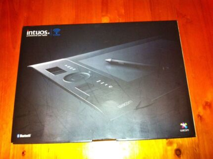 Wacom intuos 4 Graphics Tablet Baulkham Hills The Hills District Preview