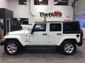 2013 Jeep Wrangler Unlimited SAHARA/GARANTIE1 ANS 15 000KM/119$S