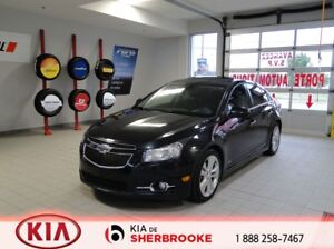 2012 Chevrolet Cruze LT Turbo RS *A/C*MAGS*TOIT*CRUISE*BLUETOOTH