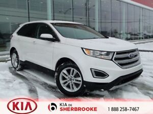 2015 Ford Edge SEL ECOBOOST* CUIR*MAGS*CRUISE*A/C*