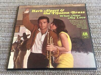 Herb Alpert Tijuana Brass TJB Greatest Hits Album Cover Wall Art 1960s Retro
