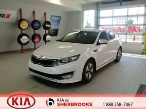 2012 Kia Optima LX HYBRIDE*CUIR*A/C*CRUISE*BLUETOOTH*CAMERA RECU