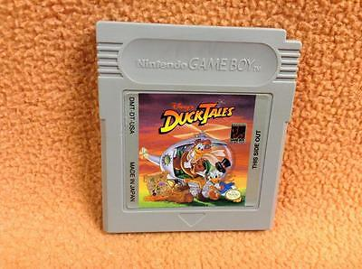 Duck Tales Ducktales  Authentic  Nintendo Game Boy Gameboy Super Free Ship
