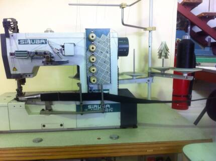 Industrial Sewing Machines Molendinar Gold Coast City Preview