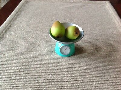 """18"""" doll baking bakery scale fruit pears New toy American Girl Our Generation"""