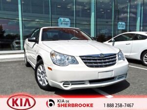 2008 Chrysler Sebring EDITION LIMITED / CONVERTIBLE / JAMAIS ACC