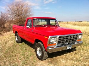 Looking for 78-79 Ford F-150 parts!!!