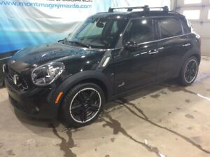2013 Mini Cooper Countryman S ALL4, 4X4, TOIT PANORAMIQUE