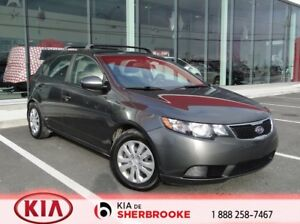2013 Kia Forte 5-Door LX PLUS * BLUETOOTH * AUDIO AU VOLANT * GA
