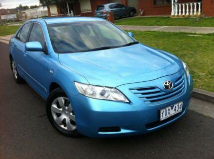 2007 Toyota Camry Sedan St Albans Brimbank Area Preview