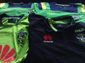 Raiders T shirt size L $10 Canberra City North Canberra Preview
