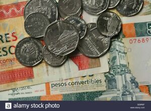 Cuban Pesos