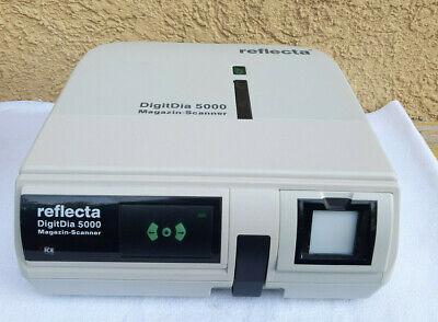 Magazinscanner Reflecta DigitDia 5000, Dia Scanner Diascanner