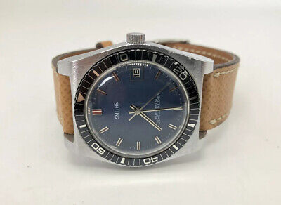 Vintage Smiths Automatic Divers Mens Watch