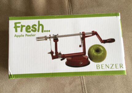 Benzer - Fresh Red Apple Peeler Surry Hills Inner Sydney Preview