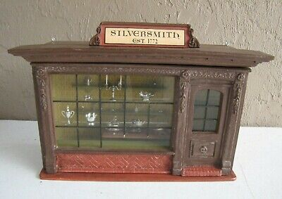1:12 Inch scale Old Store Stock Dollhouse Shop Ice Cream Freezer Kit EstateSale